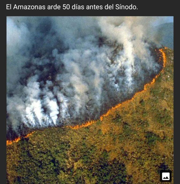 Evo Morales estaría tras la verdadera causa de los incendios en Brasil