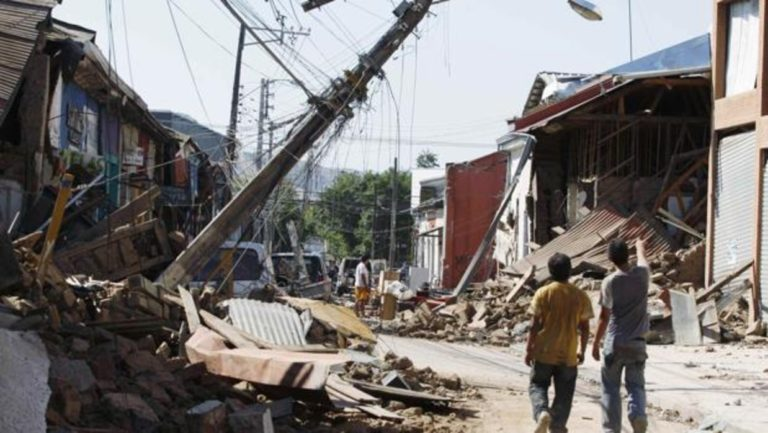 Un terremoto de 7,2 grados golpea la costa de Chile