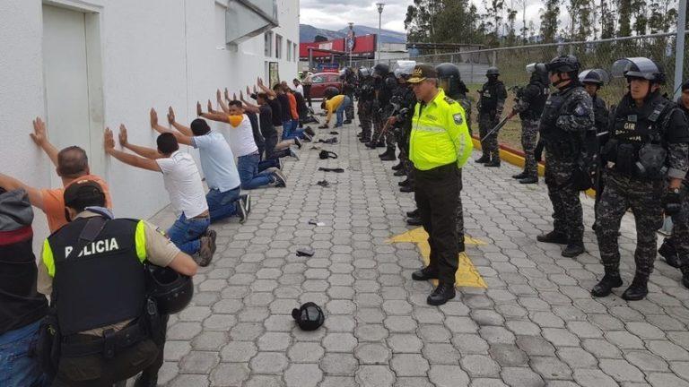 En libertad y sin cargos: venezolanos detenidos con supuesta información sobre Lenín Moreno en Quito eran conductores de taxi